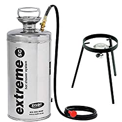 Zodi Outback Gear Extreme SC Hot Water