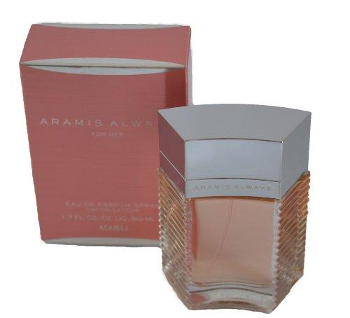 Price comparison product image Aramis Always by Aramis for Women 1.7 oz Eau de Parfum Spray