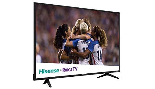 LYTIO Hisense 50pulgadas SmartTV 4K LED (50R6E) Televisión Inteligente 4k UltraHD HDR WiFi (Renewed)