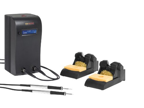 Metcal MX-5211 Soldering and Rework System with 2 Hand-Pieces