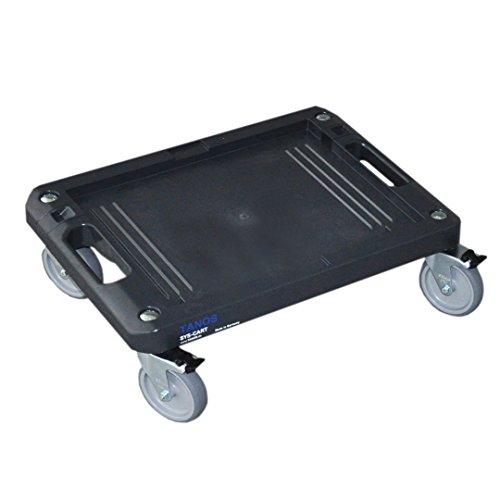 TANOS Rollbrett SYS-CART, anthrazit, Tragkraft bis zu 100kg