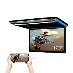 cheap XTRONS 17.3 inch 16: 9 ultra-thin film FHD1080P video car roof player roof…