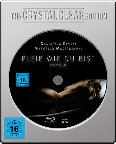 Bleib wie du bist - Crystal Clear Edition (Metall-Box) limitierte Auflage 111 Stück !!! [Blu-ray]