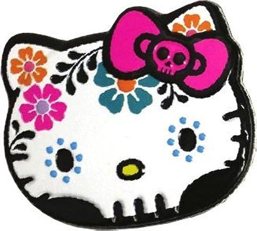 nuevo listado Hello Kitty Kitty Kitty Sweet Skulls Candy Tin [blanco] by Hello Kitty  comprar mejor