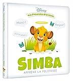 DISNEY - Mes premières histoires - Simba apprend la politesse