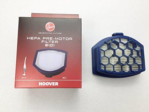 HOOVER DIVA FILTRO EPA ORIGINALE 35601149 ASPIRAPOLVERE PRE MOTORE