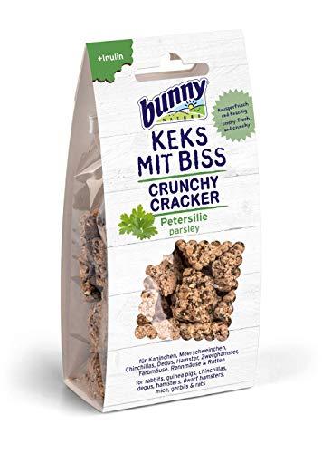 Bunny Bunny Keks mit Biss Petersilie 50 g