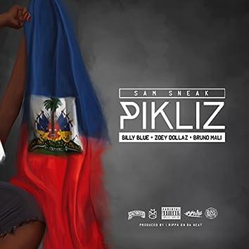 PIKLIZ (feat. Billy Blue, Zoey Dollaz & Bruno Mali)