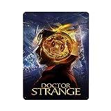 Affiche rétro Doctor Strange Stephen Vincent Strange Movie 5 - En métal - Art chic - Peinture sur fer - Pour bar, café, famille, garage, décoration murale - 40 x 30 cm