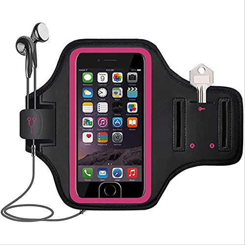 FFM Brazalete Universal para iPhone 4.7, 5.5, 5.8, 6.1, 6.5, Brazalete Deportivo De 6.8 Pulgadas