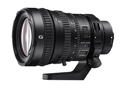 Sony 28-135mm FE PZ F4 G OSS Full-Frame E-Mount...