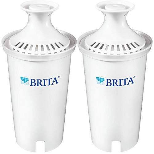 commercial brita pitchers bpa Brita standard replacement filter for jugs and dispensers, 2 ct