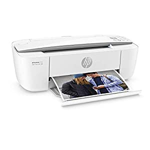 HP DeskJet 3752 Wireless All-in-One Compact Color Inkjet Printer, Scan and Copy with Mobile Printing, T8W51A (Renewed)