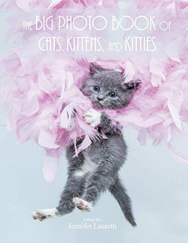 The Big Photo Book of Cats, Kittens, and Kitties: Over 150 Super Size High Quality Photos