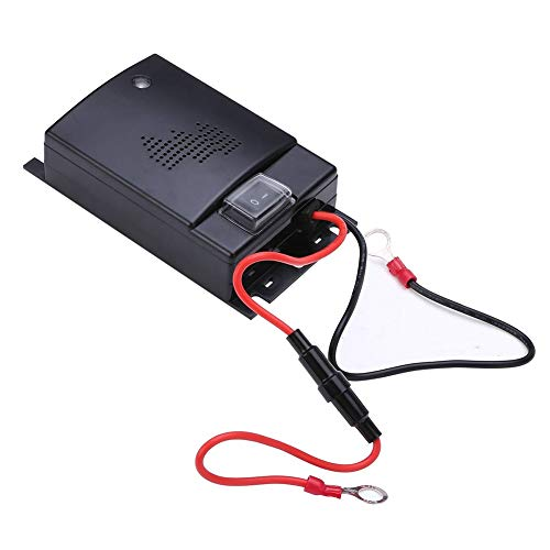 qhtongliuhewu - 1 Repelente de Rata para Coche, Dispositivo de Control de plagas 12-24 V – 3.58 Pulgadas x 2.09 Pulgadas x 1.18 Pulgadas (Aprox.)