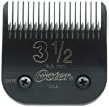 Oster Titan/Turbo 77 Replacement Blade Size: 3 1/2