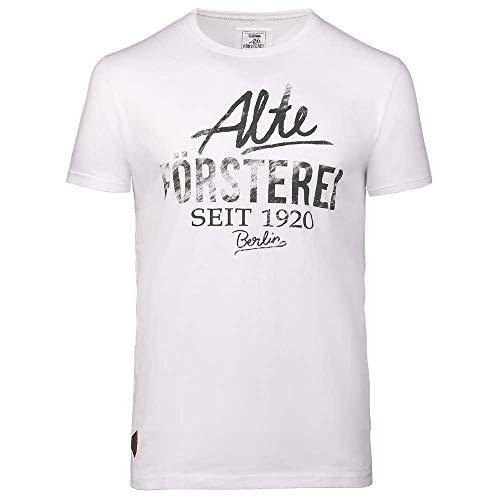 1. FC UNION Berlin T-Shirt Alte Försterei Weiss (4XL)