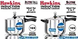 Hawkins Olla a presión de acero inoxidable de 3 y 5 litros,...