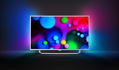 Philips 55PUS6412/12 139cm (55 Zoll) LED-Fernseher (Ultra-HD, Smart TV, Android, Ambilight)