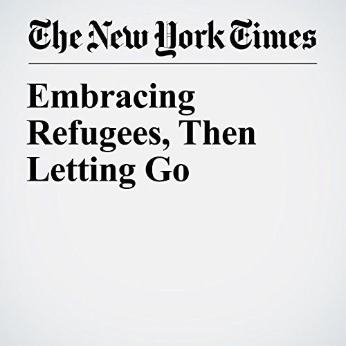 Embracing Refugees, Then Letting Go copertina
