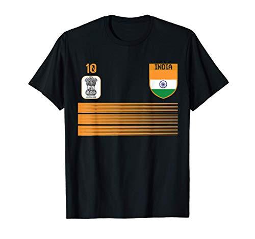 India Fußballtrikot 2021 Indian Fußball T-Shirt
