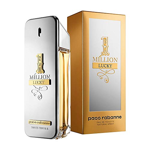 Paco Rabanne Eau de Toilette '1 Million Lucky' - 100 ml