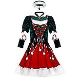Vestido de Navidad para mujer, disfraz Sexy para fiesta, juego creativo, uniforme, actuación en el escenario, ropa de elfos para mujer, invierno, nuevo