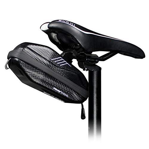 Bolsa para Sillin Bicicleta Bolsa Sillin Bicicleta MontañA Bolsas De Bicicleta para La Parte Trasera Bicicleta Bolso Ciclismo Accesorios Black,e7