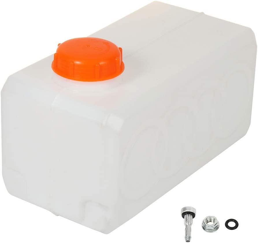ECCPP 5.5L Plastic Fuel Oil Free shipping New Gasoline Super sale Parking Diesel Air Hea Tank