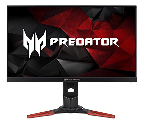 Acer Predator XB271HK bmiprz 27-inch IPS UHD (3840 x 2160) NVIDIA G-Sync Widescreen Display (2 x 2w Speakers, 4- USB 3.0 Ports, HDMI & Display Port)