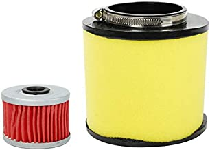 Air Filter & Oil Filter Replacement for Honda Rancher 350 420 TRX350 Foreman 400 450 Fourtrax 300