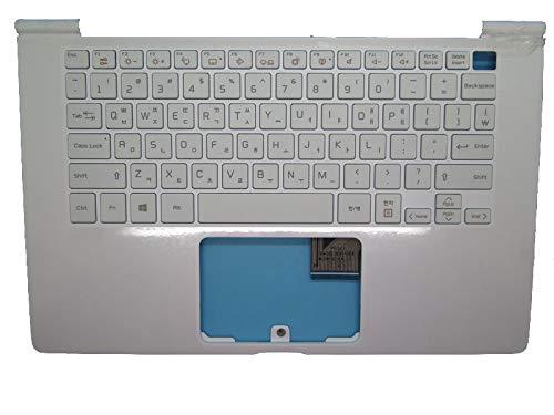 RTDpart - Teclado para portátil LG 14Z970-GA5HK 14Z970-G.AA52C 14Z970-G.AA53C 14Z970-G.AA75C 14Z970-G.AA76C 14Z970-GA55J 14ZD970 Corea KR con retroiluminado sin Panel táctil