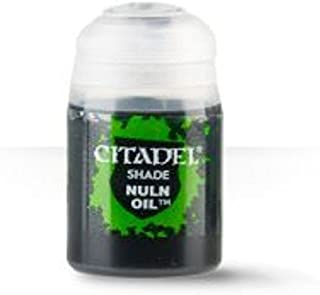 Citadel Paint, Shade: Nuln Oil