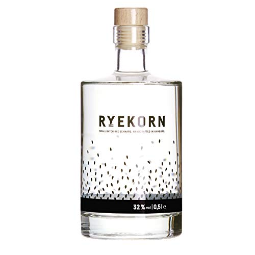 RYEKORN Small Batch Rye Schnaps. Handcrafted in Hamburg.