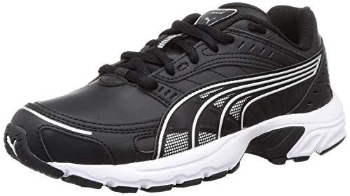Puma Axis SL, Scarpe da Fitness Unisex-Adulto, Nero Black Silver, 46 EU