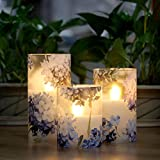 Best Flameless Candles - LED Flameless Candles Blinks with Timer, Love Theme Review