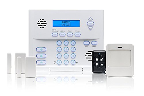Frontpoint Wireless/Cellular Home Security System - Standard Package