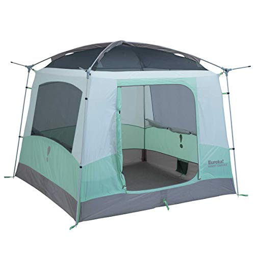 Eureka Desert Canyon 4 4-Person Cabin-Style Tent.