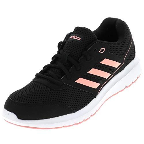 adidas Damen Duramo Lite 2.0 Laufschuh, CORE Black/Glory PINK/White FTWR, 40 EU