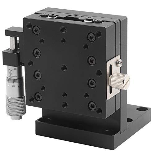 60 * 60 mm manueller Schiebetisch Schrittmotor-Schiebetisch Z SEMZL60-AS für präzise Positionierung für Produktionsmaschinen für quantitative Bewegung