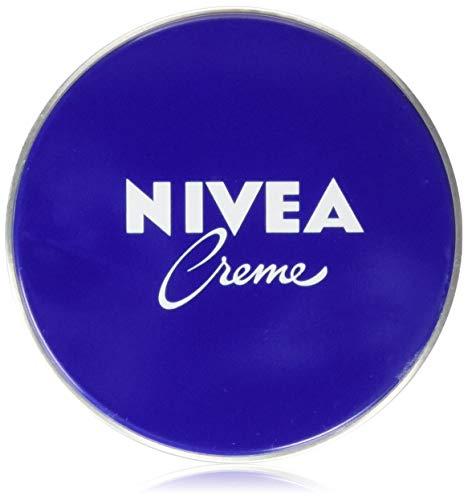 Nivea Crème, 1 x 30 ml doos, miniformaat, huidverzorging voor het hele lichaam.
