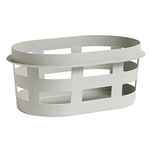 Laundry Basket Wäschekorb S Hay-hellgrau
