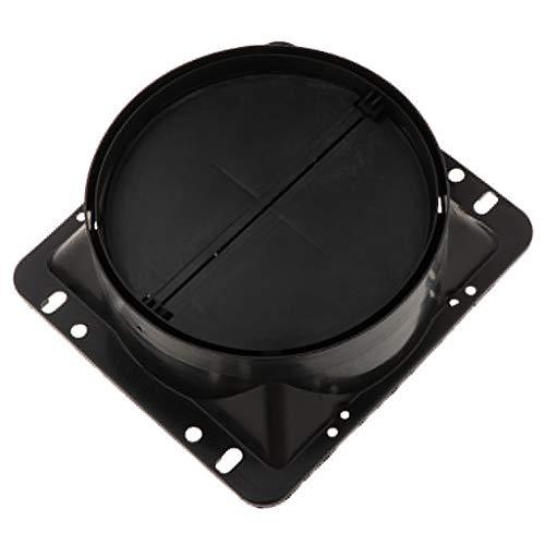 F Fityle Rückschlagventil Auslassventil Rückschlagventil Ventil für Dunstabzugshaube Dunstabzug - Durchmesser 16 cm