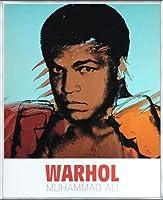 ポスター アンディ ウォーホル モハメド アリ 1977 額装品 アルミ製ベーシックフレーム(シルバー)