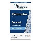 Vitavea Mélatonine - comprimé orodispersible - endormissement sommeil -...