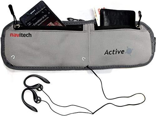 Navitech Lila Premium Wasser wiederständige Shock sichere Ultrabook/Laptop/Tablet trage Tasche/Hülle speziell für Odys Winpad 12 2in1 Laptop