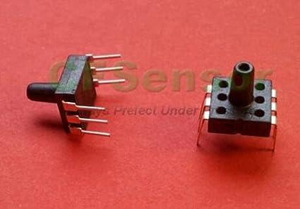 5pcs XGZP6857 Pressure Sensor Module Gas Pressure Vacuum Positive and Negative Wireless Pressure Sensor