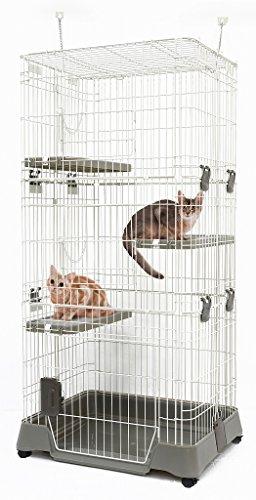 『マルカン キティケージ 1400 猫用』の2枚目の画像