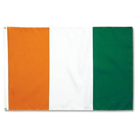 Ivory Coast Large Flag - One Size