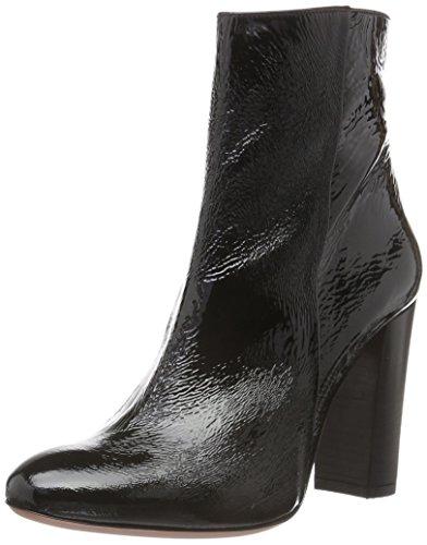 Oxitaly Damen Roxy 945C Kurzschaft Stiefel, Schwarz (Nero), 38 EU